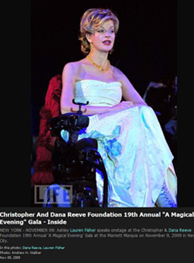 Christopher And Dana Reeve Foundation 19th Annual A Magical Evening Gala - Inside 1