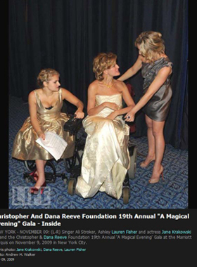 Christopher And Dana Reeve Foundation 19th Annual A Magical Evening Gala - Inside 2